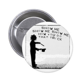 Just Like Magic 2 Inch Round Button