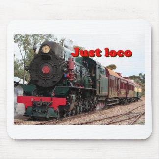 Just loco: Pichi Richi steam train, Australia Mouse Pad