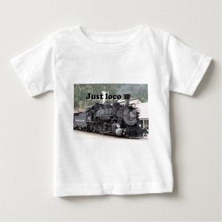 Just loco: steam engine, Colorado, USA 1 T-shirt