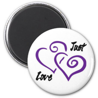 Just Love - Button & Magnets