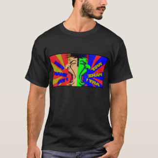 Just Make Art, And Make It a Double  T-Shirt