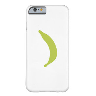 Just Mangu It Plantain iPhone 6, Barely There Barely There iPhone 6 Case