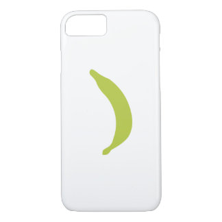 Just Mangu It Plantain iPhone 7, Barely There iPhone 8/7 Case