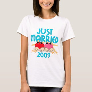 Just Married 2009 T-Shirt