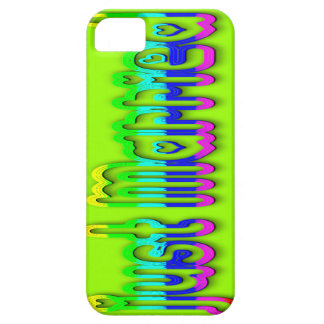 Just Married 2.0 iPhone SE/5/5s Case