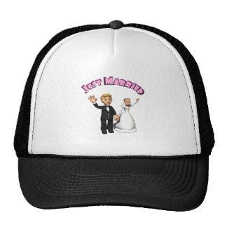 Just Married 2 Trucker Hat