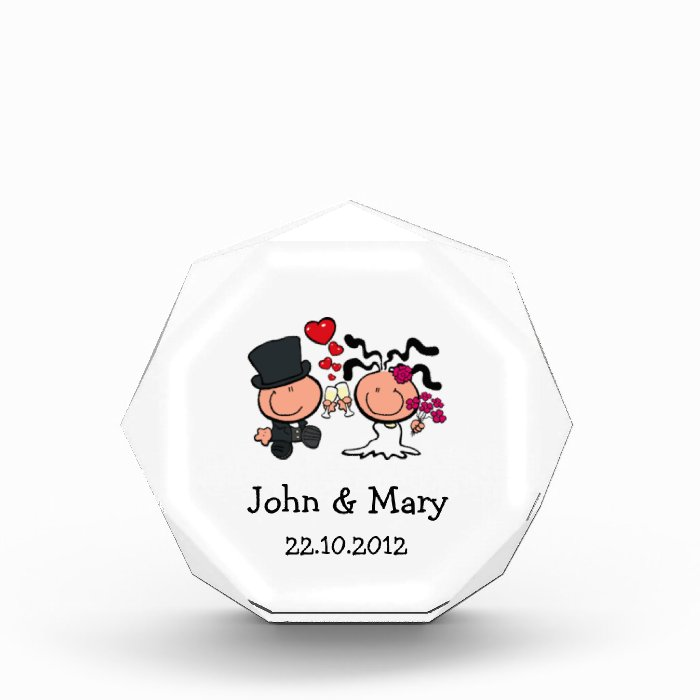 Just married award