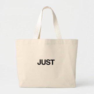 JUST (Married) Canvas Bag