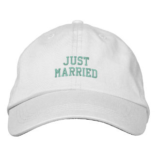Just Married! Cap