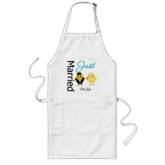 Just Married Couple - We Do Apron