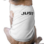 JUST (Married) Doggie Tee