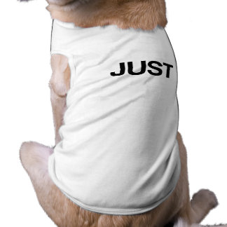 JUST (Married) Doggie Tee