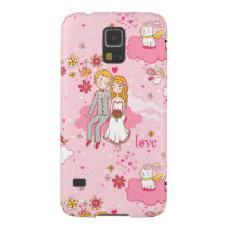 Just Married Galaxy S5 Cover