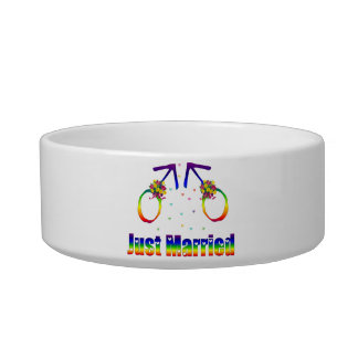 Just Married Gay Men Bowl