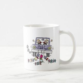 Just Married Gay Wedding Favors Coffee Mug
