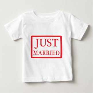 just married icon baby T-Shirt