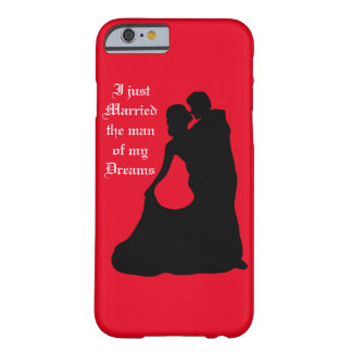 Just married iPhone 6/6s barely there case
