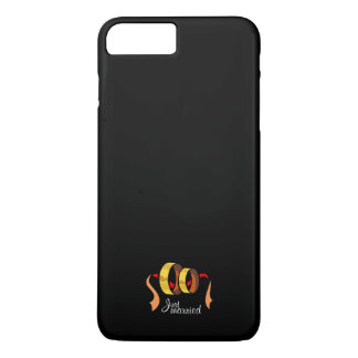 Just Married iPhone 7 Plus Case