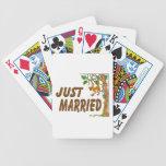 Just Married Jungle Fever Card Decks