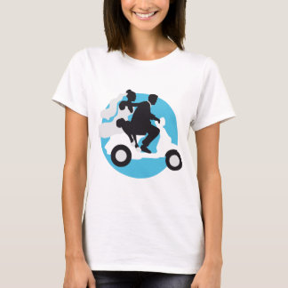 just married more scooter T-Shirt