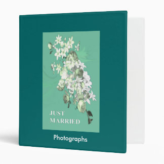 Just married - photograph binder