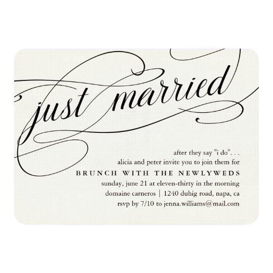 Wedding announcements invitations