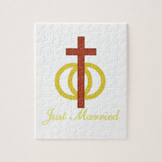 Just Married Puzzle