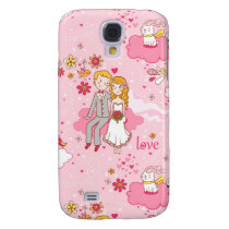 Just Married Samsung S4 Case