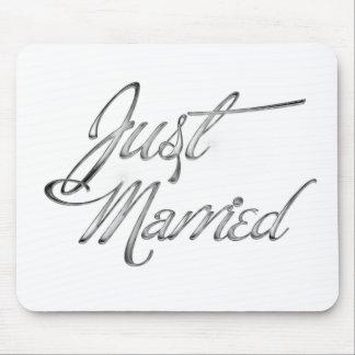 Just Married Alfombrilla De Ratones