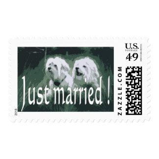 Just marry comics postage
