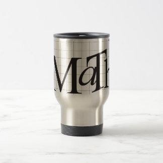 Just Math Travel Mug