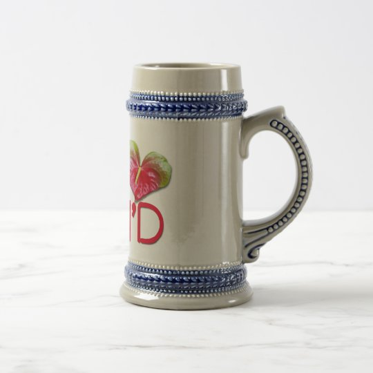 Just Maui'd Beer Stein