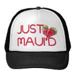 Just Maui'd Hats