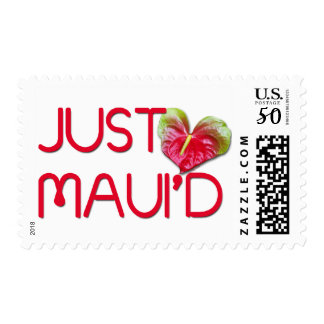 Just Maui'd Postage