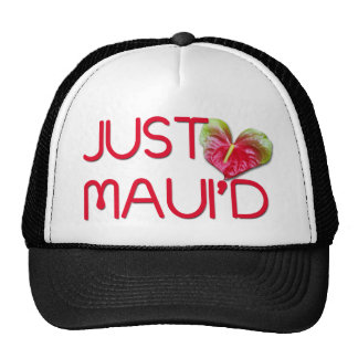 Just Maui'd Trucker Hat