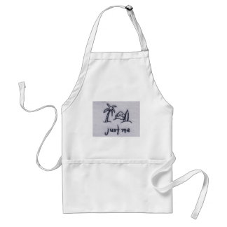 Just Me! Adult Apron