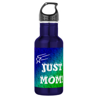 Just Mom 18oz Water Bottle
