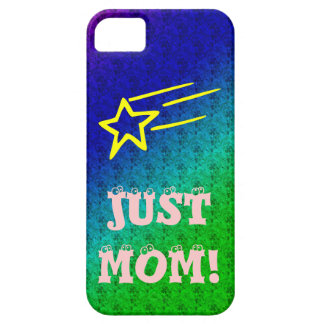 Just Mom iPhone SE/5/5s Case