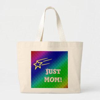 Just Mom Superstar Large Tote Bag