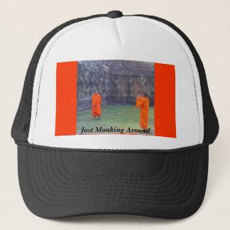 Just Monking Around Trucker Hat