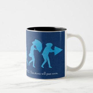 Just Move Forward! Mug