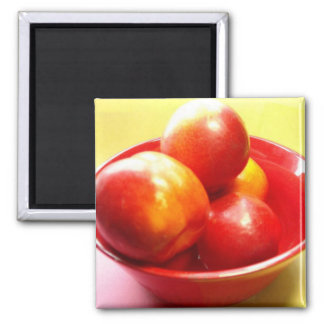 Just Nectarines Magnet