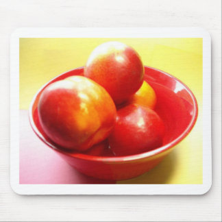 Just Nectarines Mouse Pad
