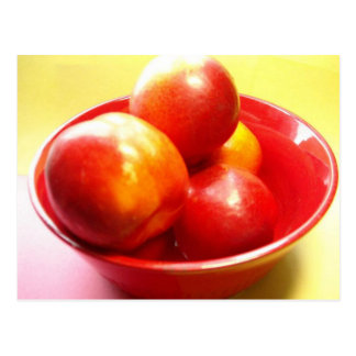 Just Nectarines Postcard