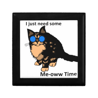 Just Need Meow Time Gift Box