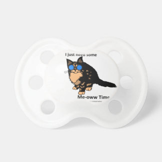Just Need Meow Time Pacifier
