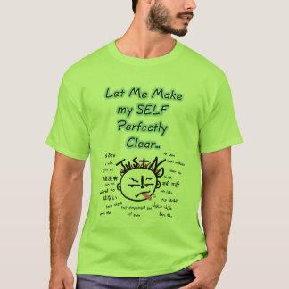 Just No (Light) T-Shirt