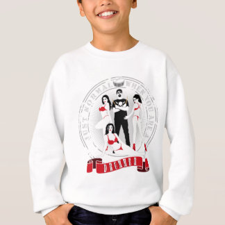 Just normally when you acres A more drummer Sweatshirt