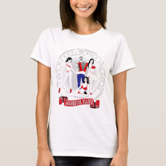 Just normally when you acres on accordion more pla T-Shirt