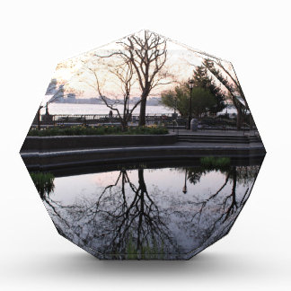 Just Now Near, NYC Skyline Acrylic Award
